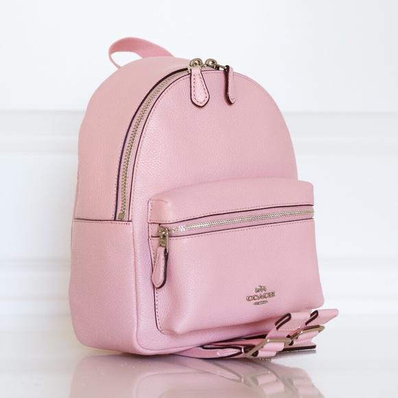 ecc6ee4f1b Coach F38263 Mini Charlie Backpack NWT